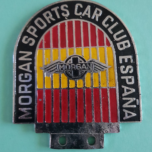 Morgan Sports Car Club España badge