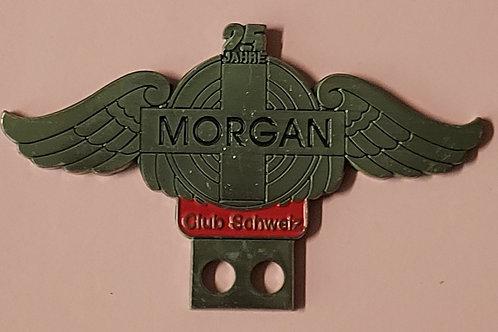 Morgan Club Schweiz 25th anniversary