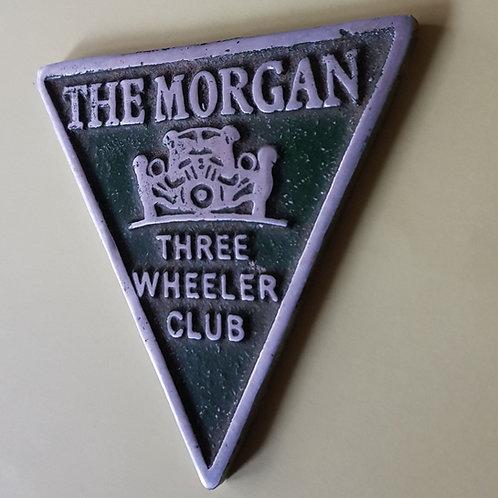 Morgan Three-Wheeler Club badge