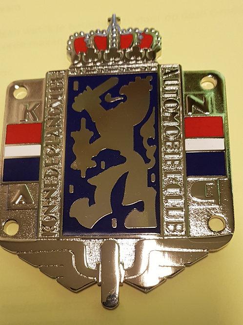 KNAC Car badge