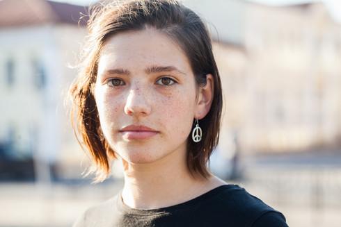 teen female