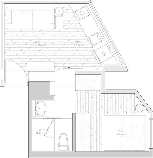 有璽室內設計 YX Interior Design   Project CH
