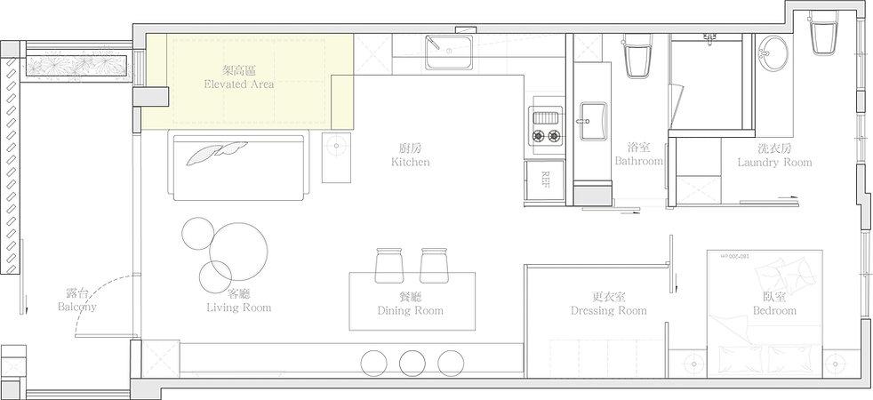 有璽室內設計 YX Interior Design | Project S