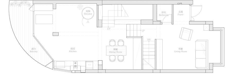 有璽室內設計 YX Interior Design | Project Z