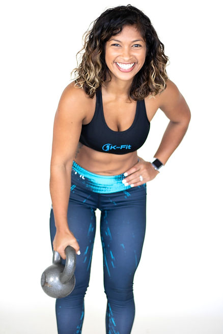 Leny Antorbeza, K-Fit Boutique Gym Personal Trainer