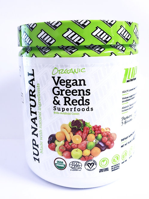 1up organic green&red superfoods