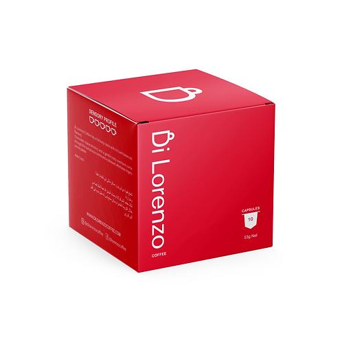 Coffee capsules - Nespresso compatible (10)