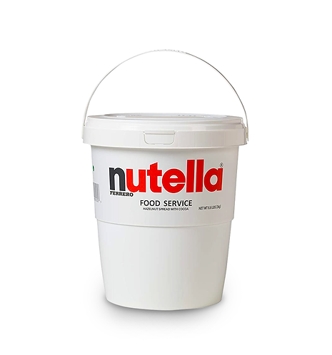 Nutella Hazelnut Spread (3kg)