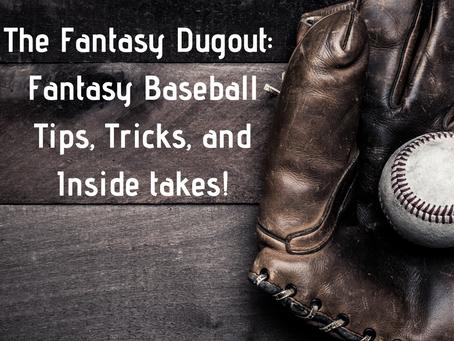 Fantasy Dugout: Top 1B Targets