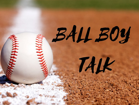 Ball Boy Talk: Silver Slugger Winners