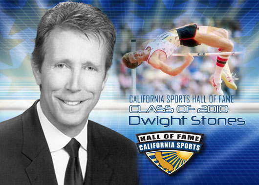 Dwight Stones 1984 Sports Illustrated