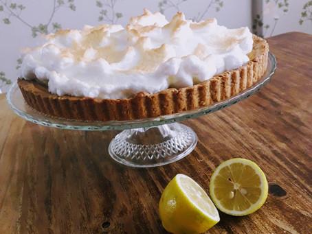 Recept: Lemon Curd Pie