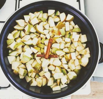PuurMendel recept: Appelmoes (zonder suiker)