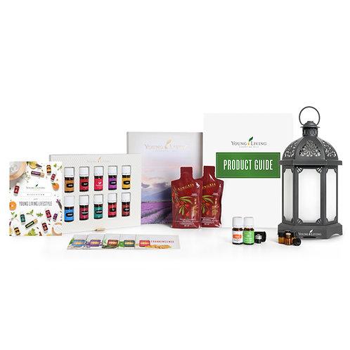 Premium Starterkit met Charcoal Lantern Diffuser