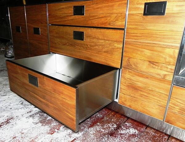 ящики для кухни из нержавеющей стали (1)