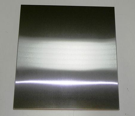 Панель из нержавеющей стали