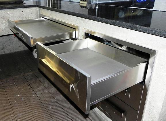 встраиваемый модуль для кухни