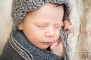 Newborn and family photo shoot