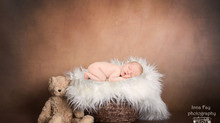 Newborn photo session for a wonderful baby boy