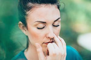 Nadi Shodhana, a quick 'n easy way to reduce stress