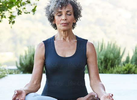 Increase Bone Density Through Yoga