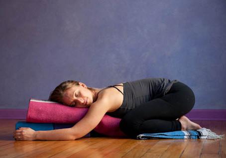 Yoga Helps You Sleep Better