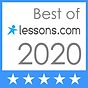 Best of Lessons.com 2020 Award image