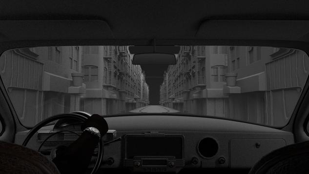 Car City Scene DRAFT