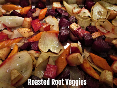 A Medley of Root Veggies