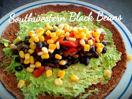 Simple Southwestern Black Beans