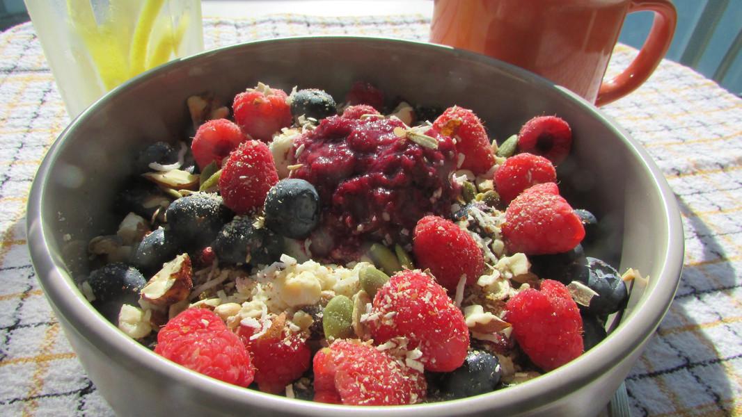 Oats & Berries