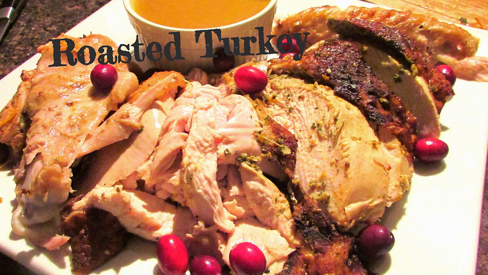 Tony's Tips for Roasted Turkey Crown