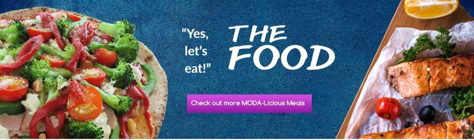 The MODA For Men Weight Loss Meal Plan