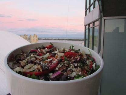 Big Bean Salad