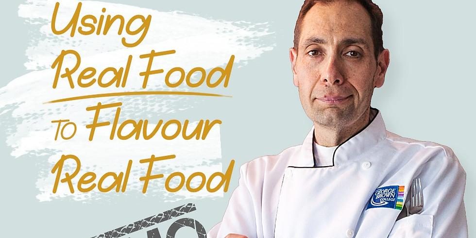 Tony Cooks Demo Braised Leeks & Carrots