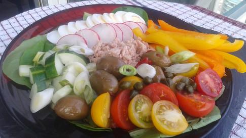 A MODA Mediterranean Lunch