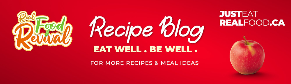 The Real Food Revival Recipe Blog