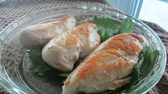 Perfectly Roasted Chicken Breast