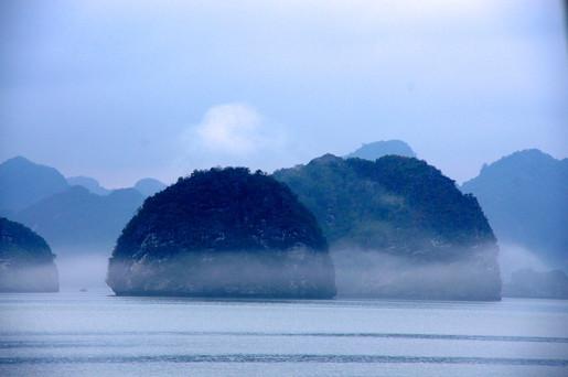 Halong Bay, 2016