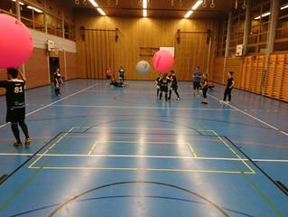 Initiation au Kin-Ball