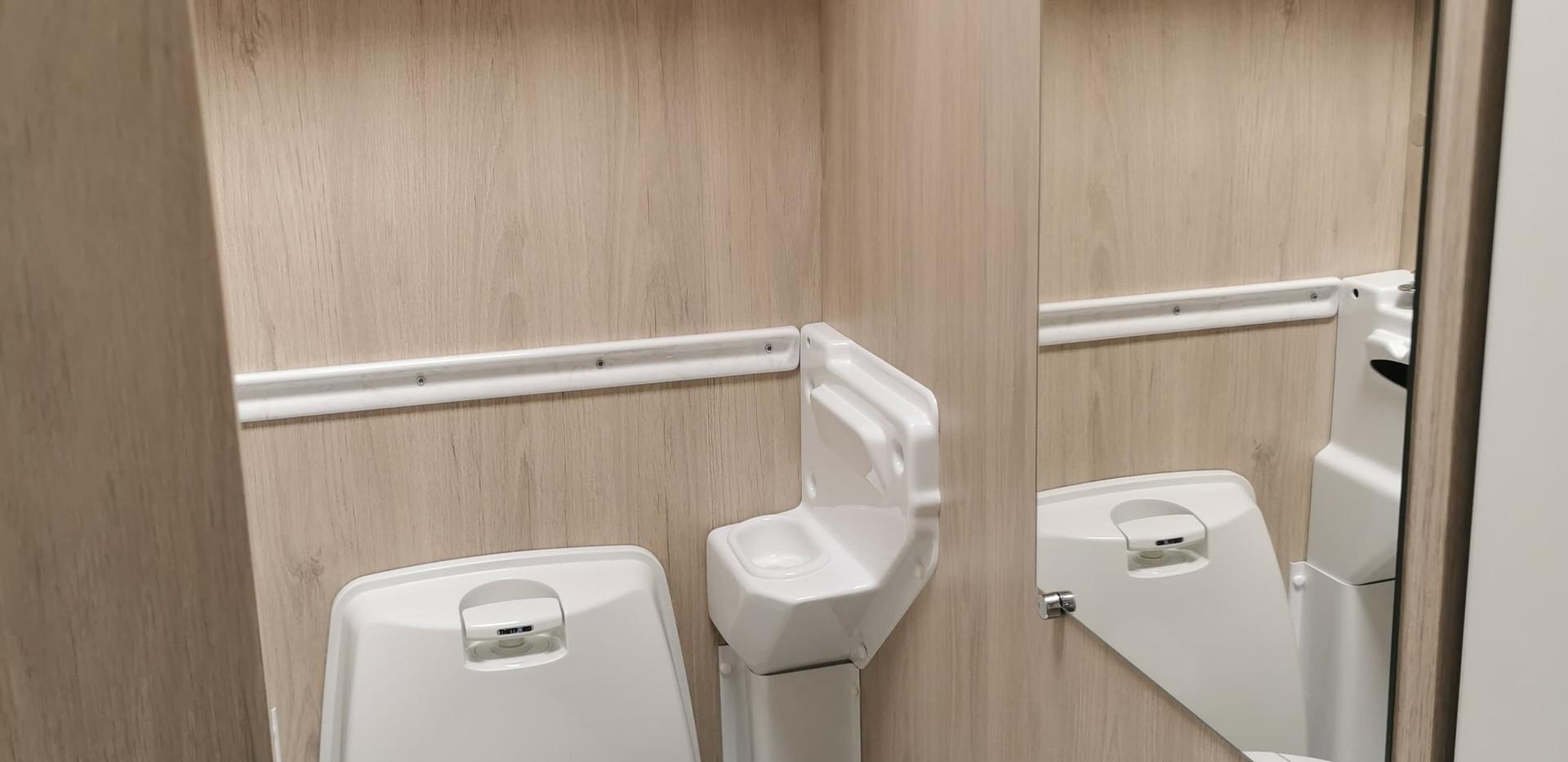 intérieur toilette