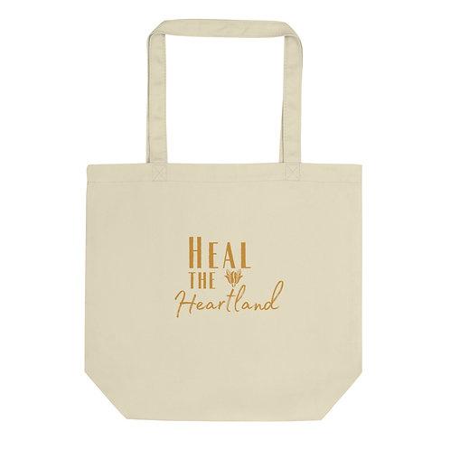 Heal the Heartland Eco Tote Bag