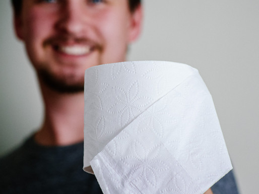 How Toilet Paper can Prevent COVID-19