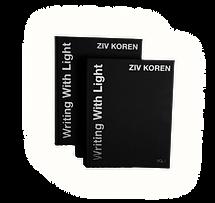 Ziv Koren Writing with Light