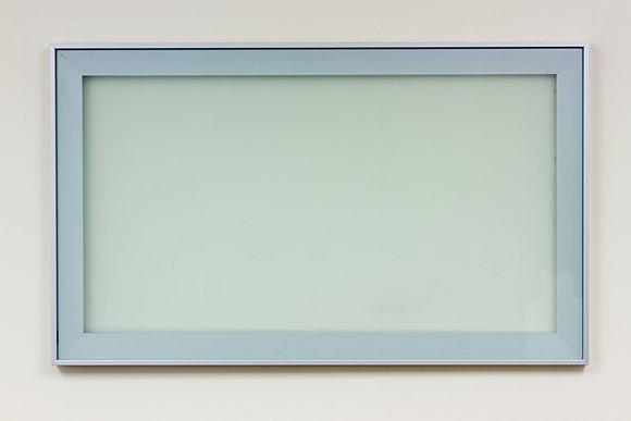 Glass Door - Aluminum - no handle