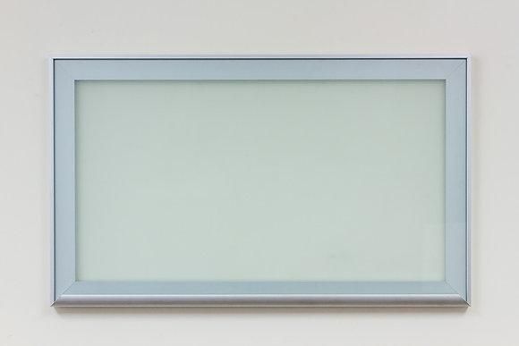 Glass Door- Aluminum- with handle