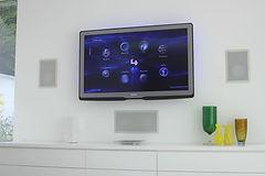 KLM in wall speakers