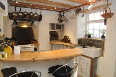 boscastle kitchen