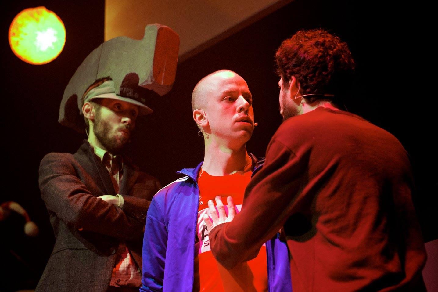 Matthew May, Ed Cole, Marc Graham
