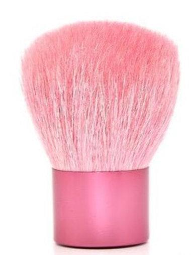 Pink Lovers Kabuki Brush